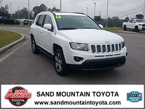 Pre-Owned 2016 Jeep Compass Latitude FWD 4D Sport Utility