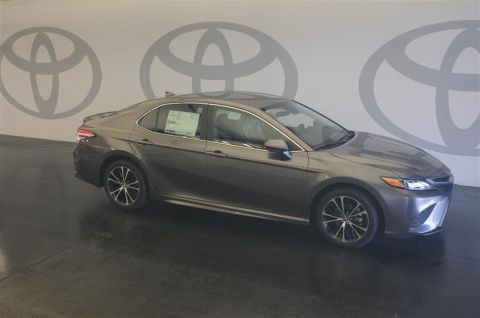 New 2020 Toyota Camry SE 2WD 4-DOOR SE SEDAN