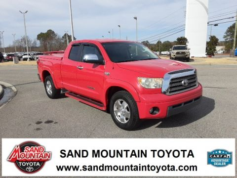 Pre-Owned 2007 Toyota Tundra Limited RWD 4D Double Cab