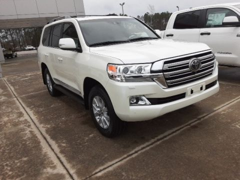 New 2020 Toyota Land Cruiser Base 4WD 4D Sport Utility